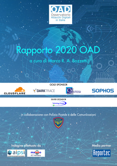 Cover OAD 2020 piccola