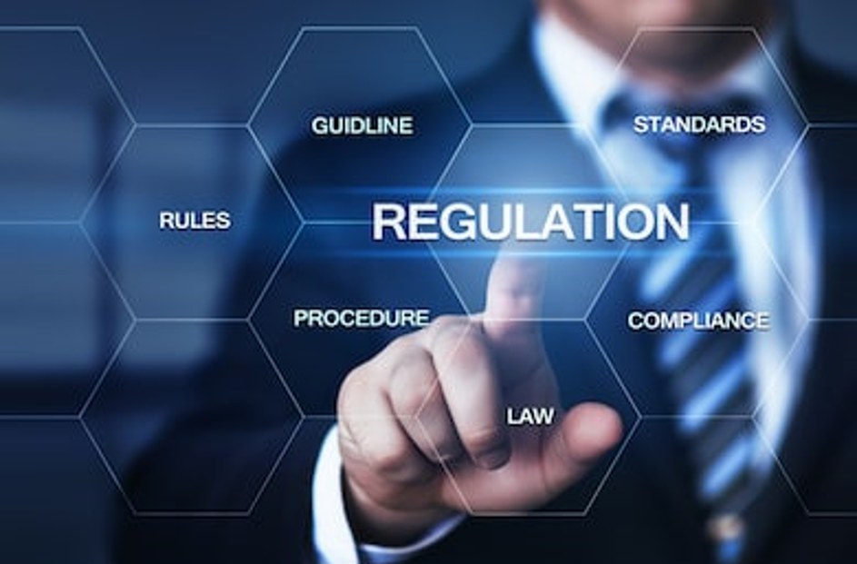 Immagine regulation compliance rules law standard